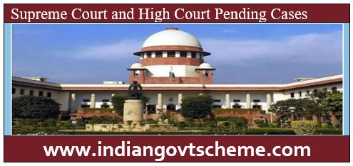 High Court Pending Cases