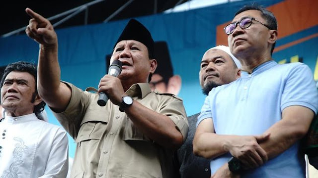 PKS: Prabowo Tak Asal Bicara soal Elite Pendukung Diancam