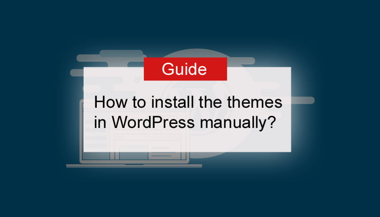 How to install WordPress themes? in Hindi