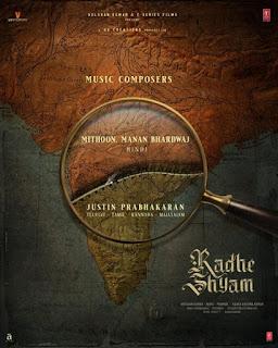Radhe Shyam First Look Poster 4