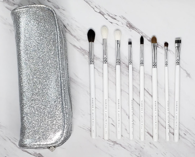 Review: Morphe x Jaclyn Hill The Eye Master Collection