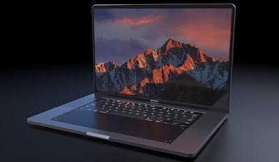 Apple MacBook Pro Laptop Terbaik untuk Desain Grafis