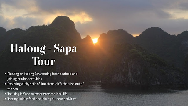Best Itinerary Of Sapa Halong Bay Tour Package 2020