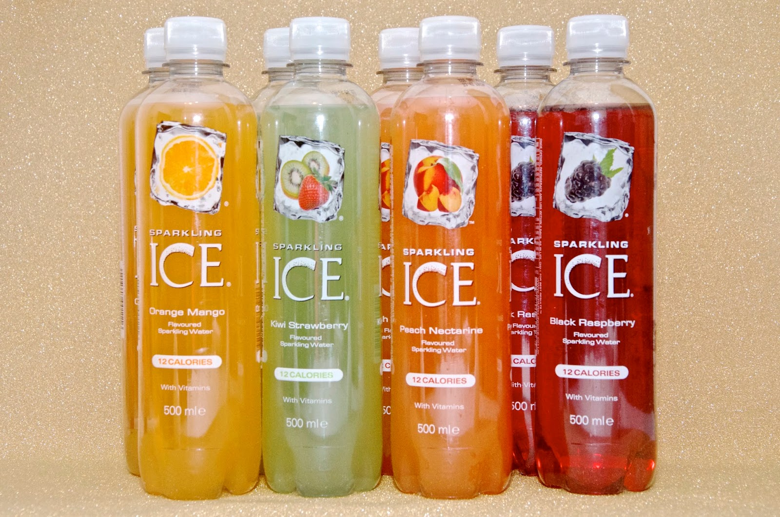 Sparkling Ice Low Calorie Drinks