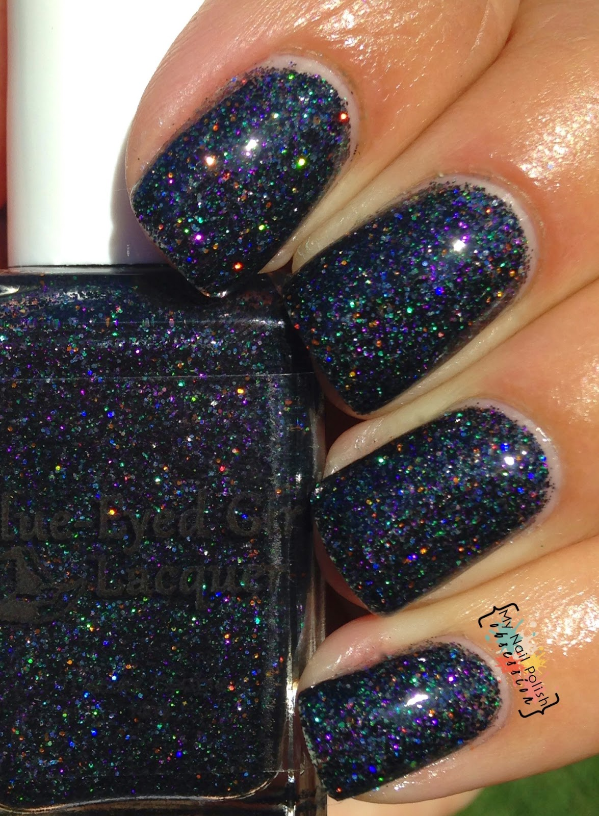Blue Eyed Girl Lacquer Deathwatch Beetle