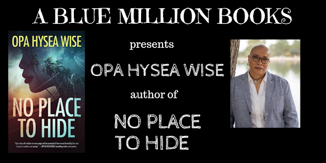 FEATURED AUTHOR: OPA HYSEA WISE