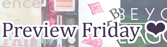 Preview Friday im Juli 2015