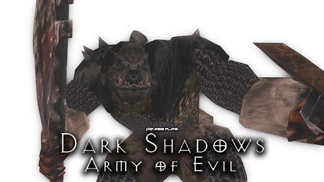 تحميل لعبة Dark shadows army of evil للكمبيوتر برابط مباشر