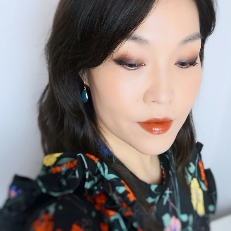 Tom Ford Eye Color Quad Honeymoon makeup look