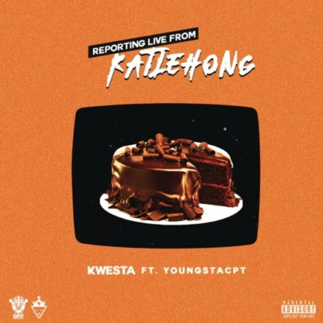 Kwesta Reporting Live From Katlehong Ft YoungStaCPT