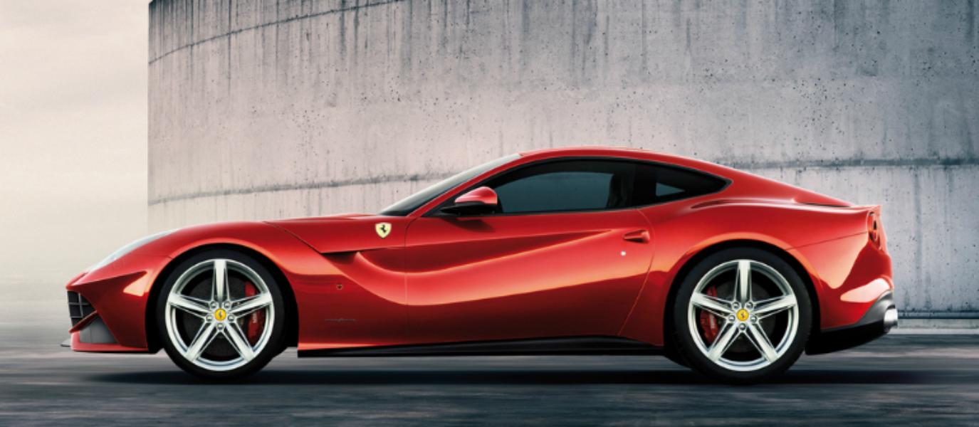 Gambar Mobil Ferrari F12 Berlinetta