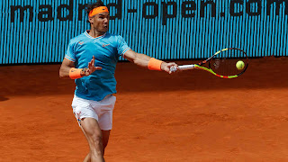 Nadal makes strong start in Madrid