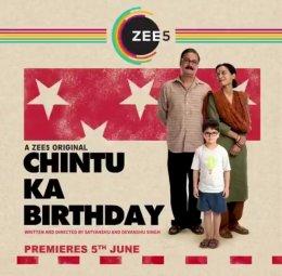 Chintu Ka Birthday Reviews