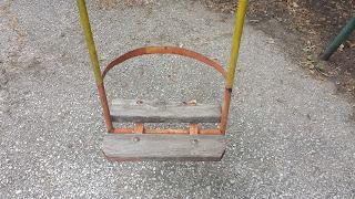 Children, Playground, Swing, Yambol,