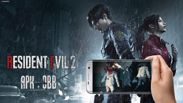 Resident Evil 2 Remake For Android (APK + OBB) Download Now