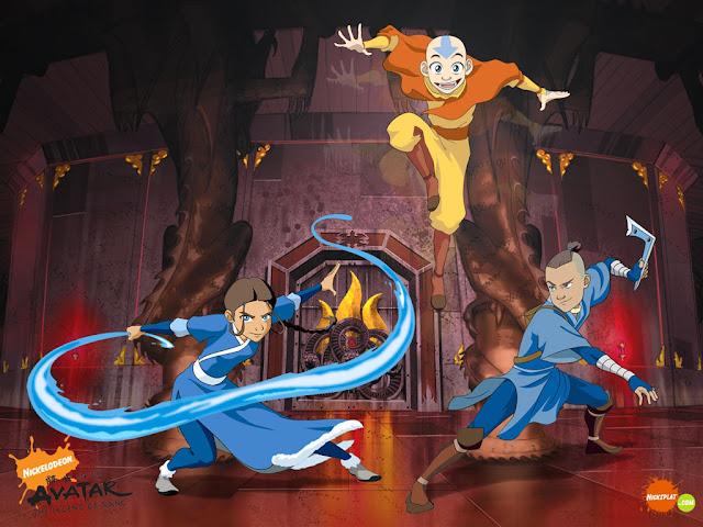 Foto Avatar Aang dan kawan-kawan serta Faktanya Sekaligus videonya
