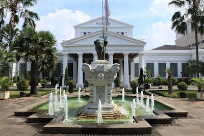 Belajar Sejarah Di Museum Nasional Indonesia