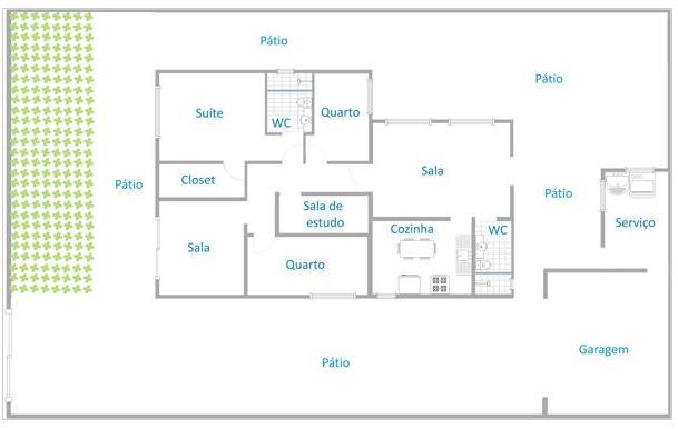 Planos de casas modelos y dise os de casas planos para for Planos de cabanas campestres