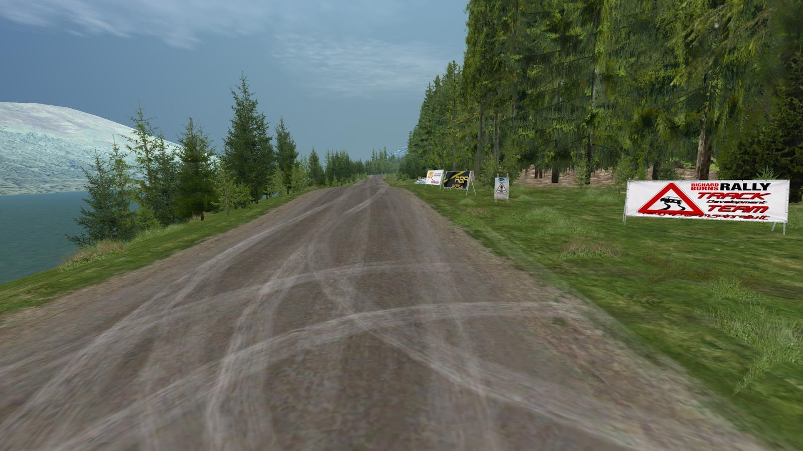 RBR TRAXX NEWS Vreal Rally Track Design 3D : New Tracks
