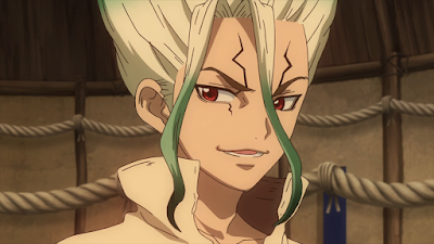 Dr. Stone Episode 17
