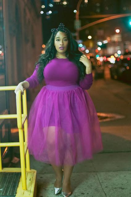 40c620d58c Our Favorite Curvy Divas of Fashion - Ms. Vixen