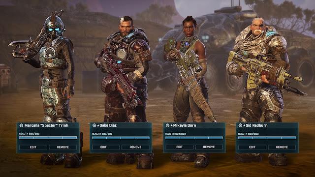 Gears Tactics PC Descargar