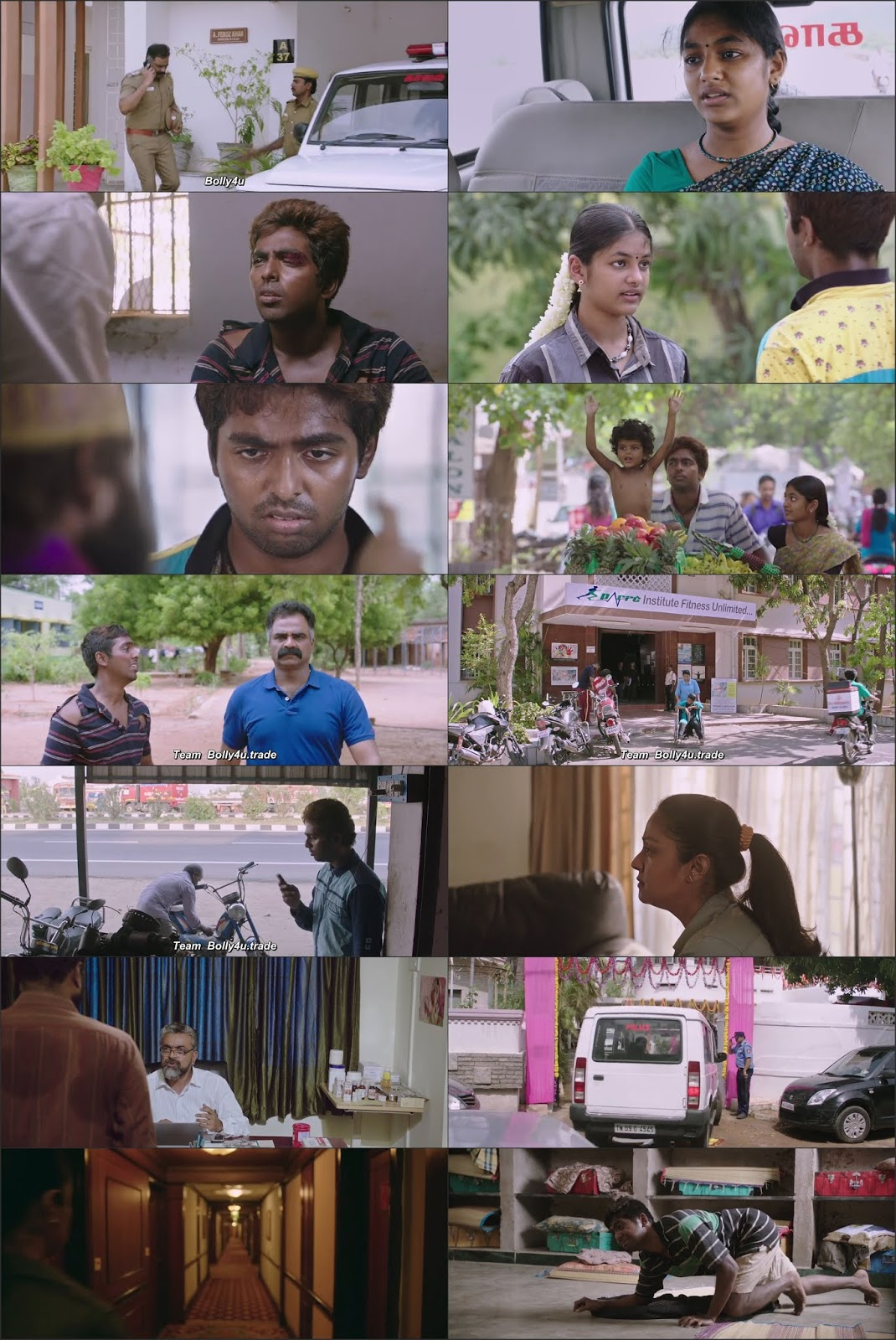 Naachiyaar 2018 HDRip 750Mb Hindi Dual Audio 720p Download