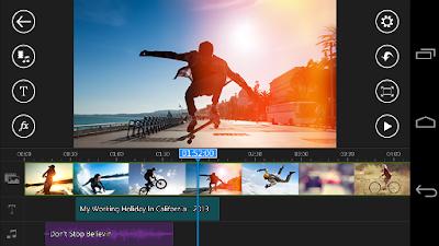 Aplikasi Editing Video Terbaik Untuk Youtube di Android Versi Gue