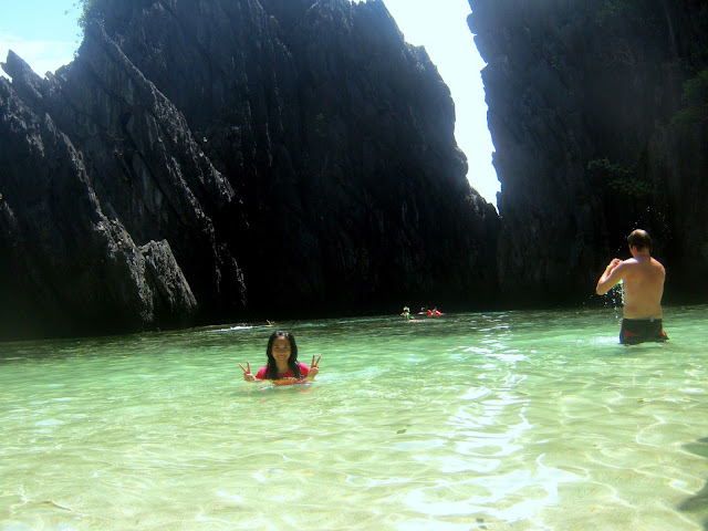 Secret Beach, El Nido