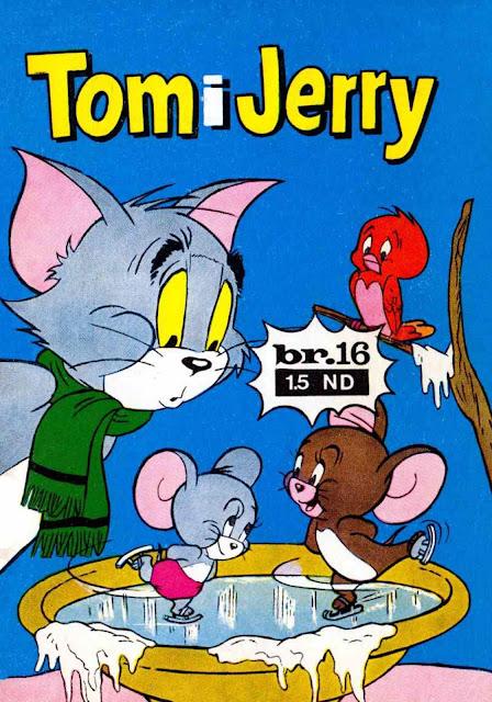 Tom i Jerry 16