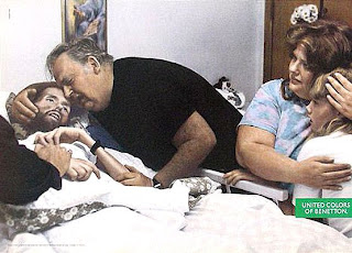 David Kirby dying of AIDS and his family.