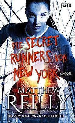 Durchgelesen: Die Secret Runners von New York