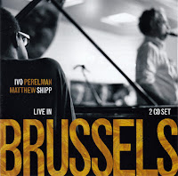 Ivo Perelman & Matthew Shipp – Live In Brussels