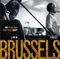 Ivo Perelman & Matthew Shipp – Live In Brussels