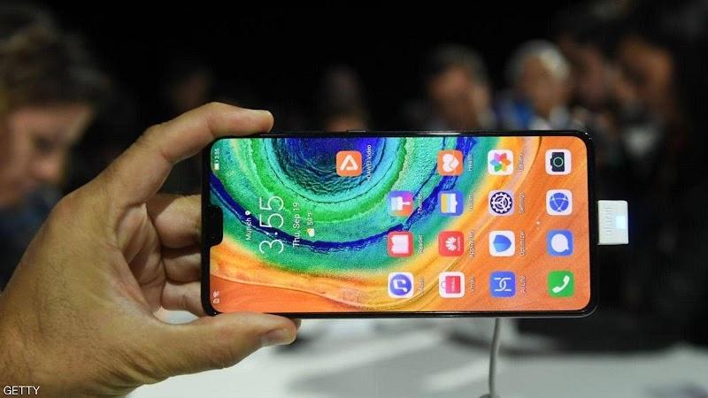 Huawei vendió un millón de teléfonos MATE 30 en 3 horas