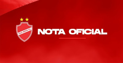 Vila Nova emite Nota Oficial sobre a denuncia de racismo