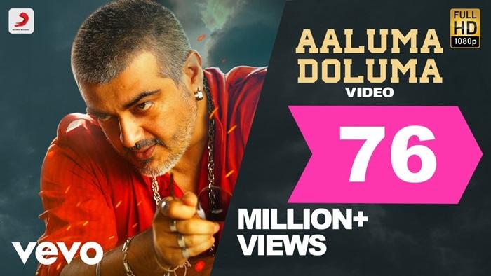 Aaluma Doluma Video Song Download Vedalam 2015 Tamil