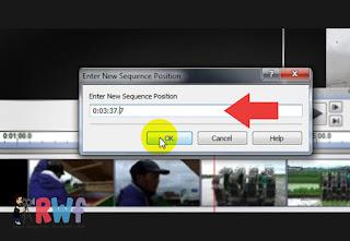 Cara Memotong Video (Split) Membagi dua Video dengan Videopad