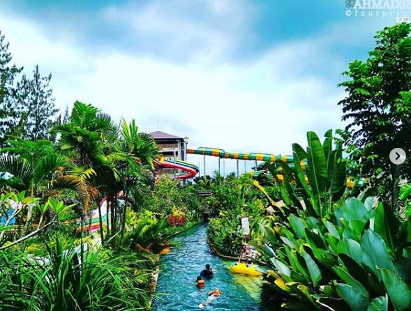 wisata Jogja Bay Pirates Adventure Waterpark
