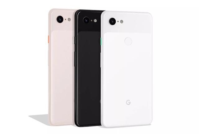 جوجل تعلن رسمياً عن الهاتفان Pixel 3 و Pixel 3XL