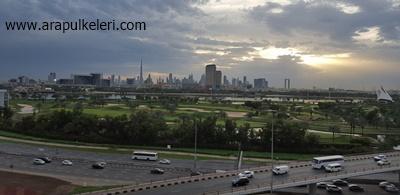 Dubai Manzara Resmi