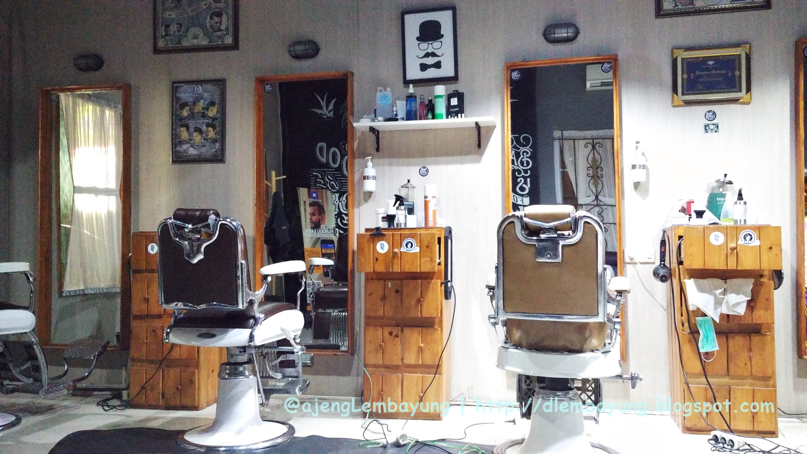 Rainbow After The Rain   Review  Pengalaman Cukur Rambut ke Barbershop ec1dbe2165