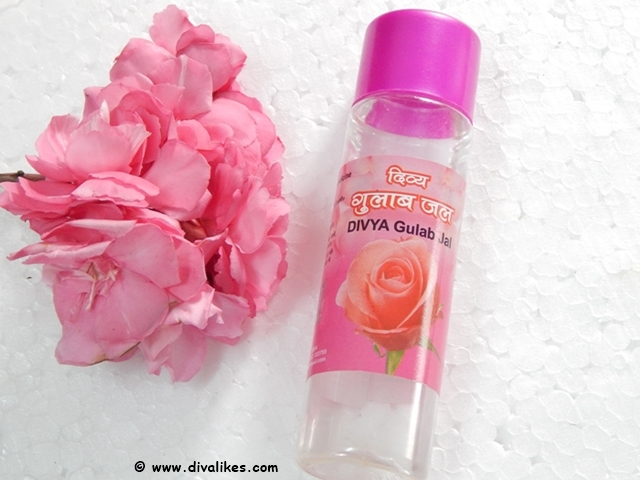 Patanjali Divya Gulab Jal Rose Water Review