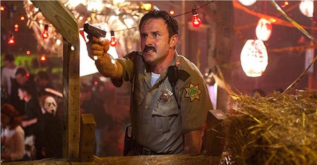 David Arquette dispuesto a volver como Dewey en 'Scream 5'