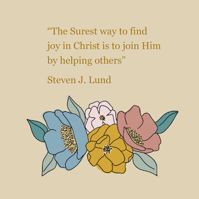 find joy in Christ lds conf quotes