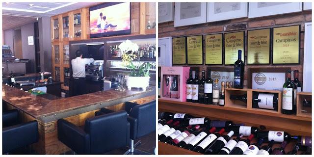 restaurante Olivetto em Campinas