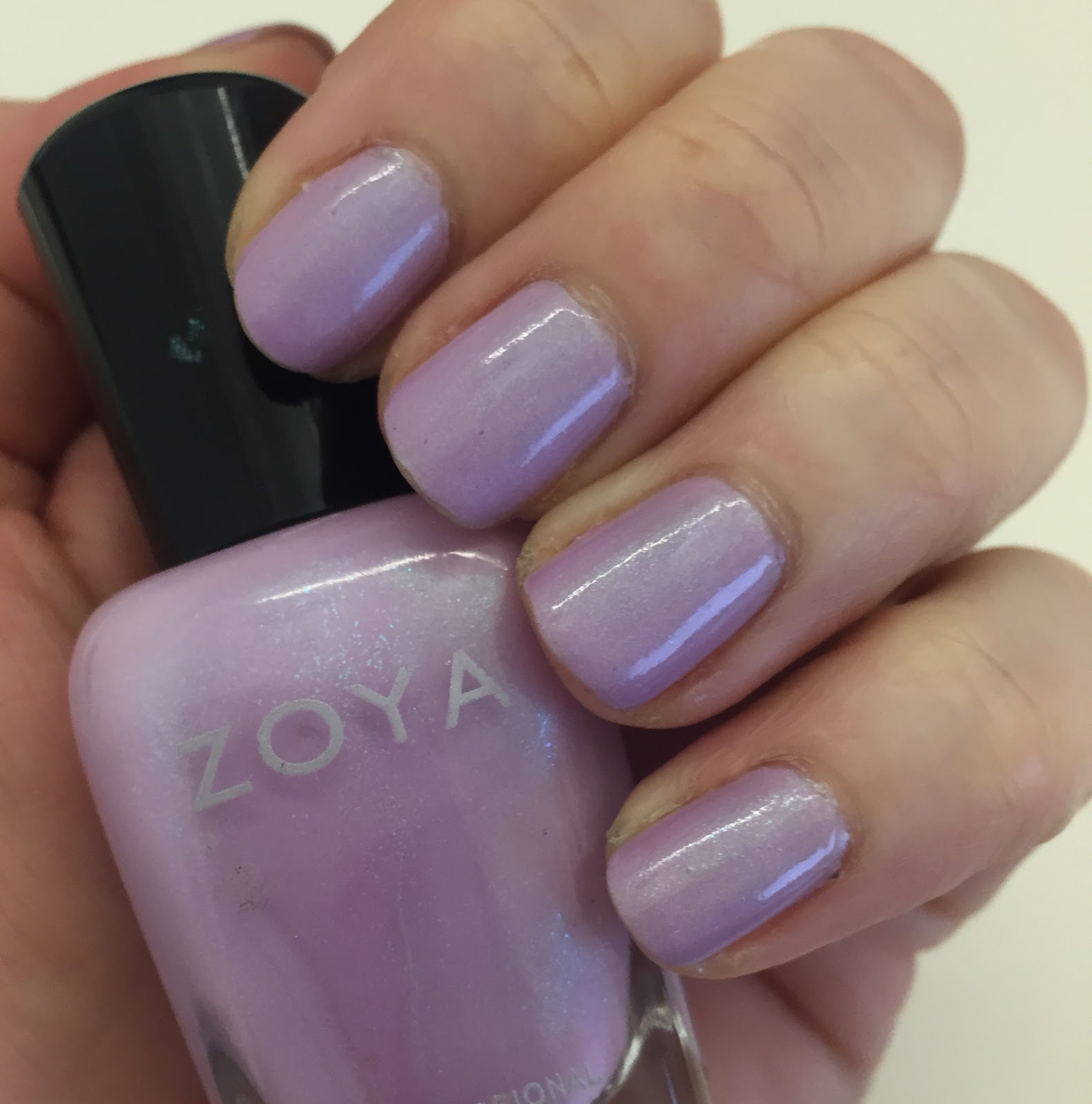 The Beauty Of Life: Purple Passion: Zoya Leslie From The