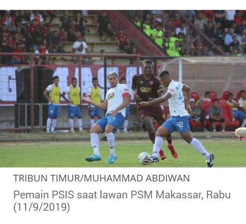 Persija Jakarta vs PSIS : PSIS Semarang Siap Petik Poin Kala Pelatih Persija Diultimatum