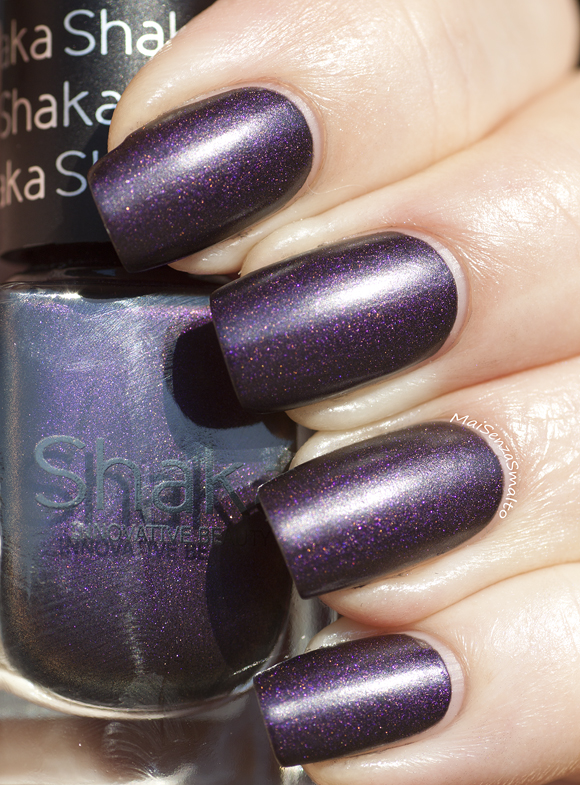 Shaka Deep 02 Golden Violet