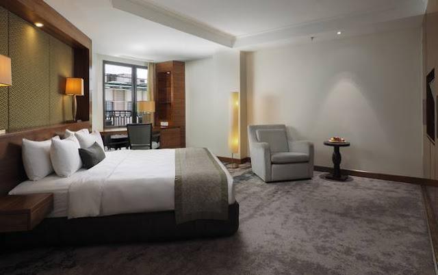 kamar hotel sederhana eksekutif